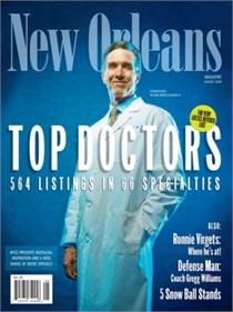 Dr Coleman, top doctor New Orleans